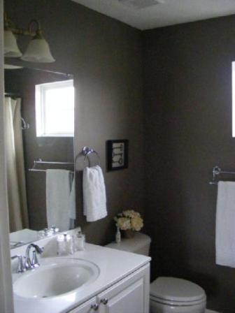 To Much grey for a bathroom?