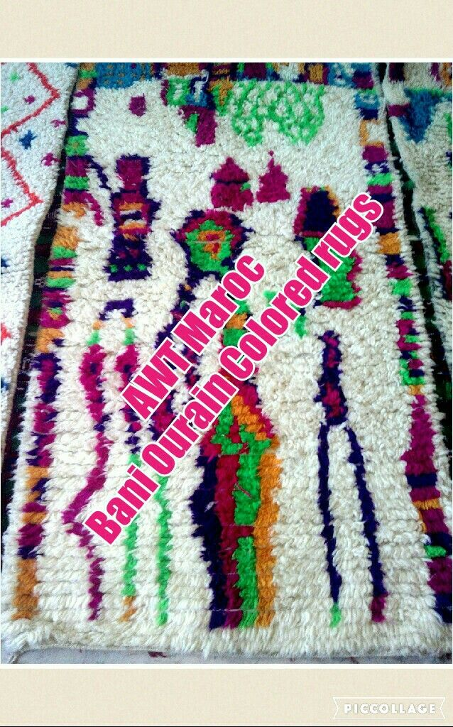 Colored Wool Rugs