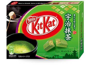 Kyoto Uji Matcha Local Kit Kat Flavour