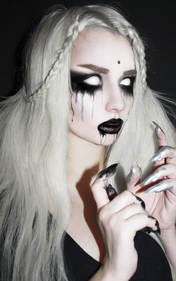 scary halloween costume girls women halloween contact lenses halloween in 2018 pinterest scariest halloween costumes halloween contacts and women