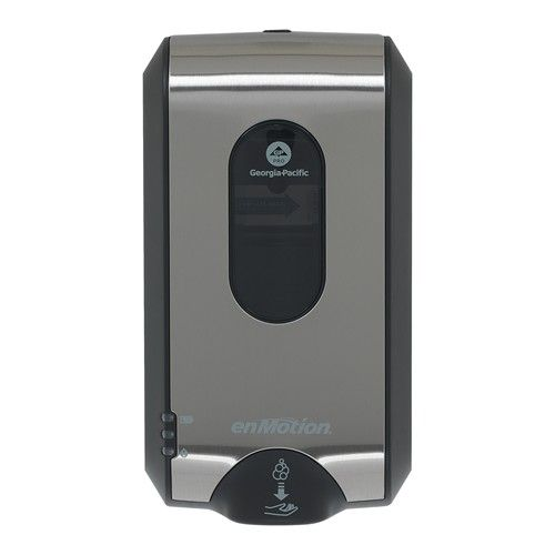 Gp Enmotion Gen2 Automated Touchless Soap Sanitizer Dispenser