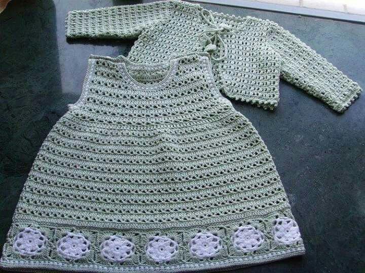 255 besten Crochet dresses Bilder auf Pinterest | Häkeln, Kleidung ...
