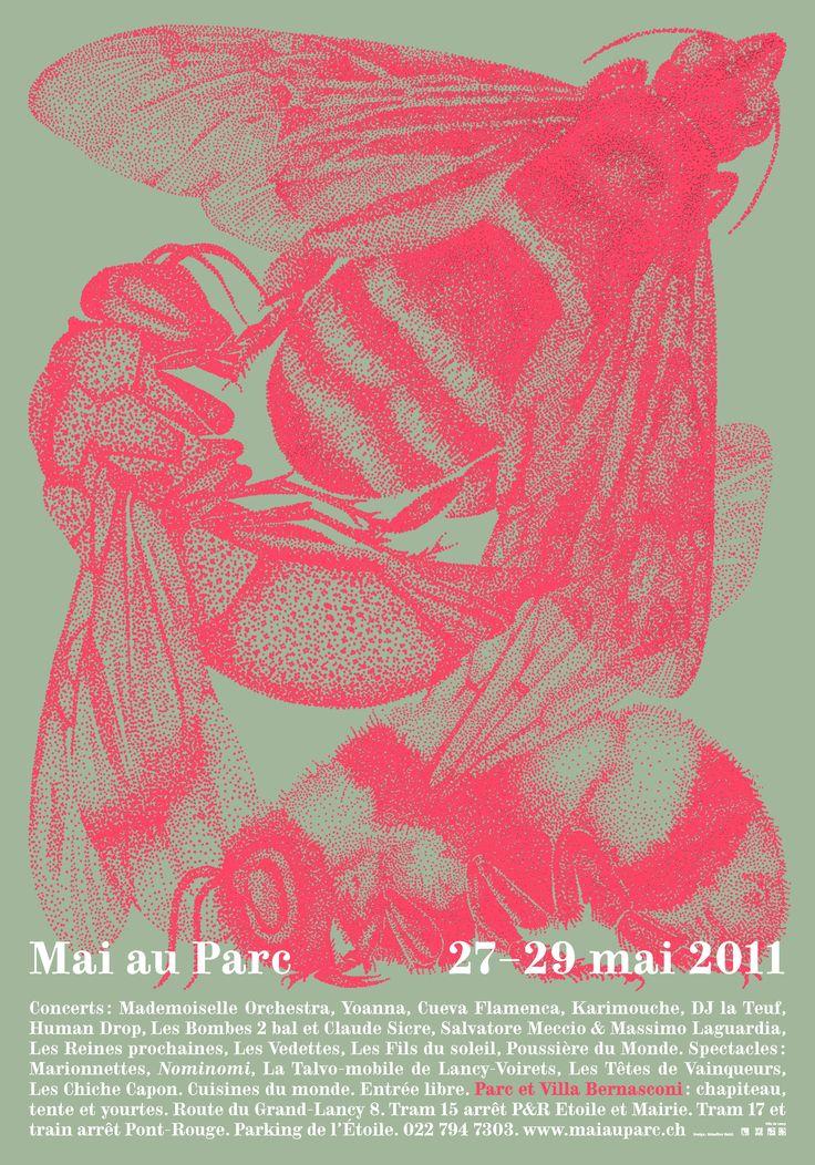 Lancy - Festival Mai au Parc - 2011
