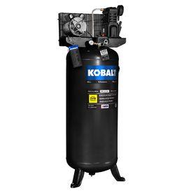Shop Kobalt 60-Gallon 155-PSI Electric Vertical Air Compressor at Lowes.com