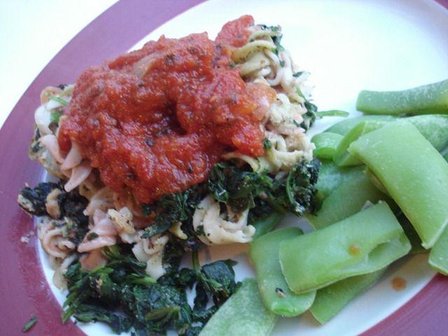 Cheryl's Spinach Cheesy Pasta Casserole Recipes — Dishmaps
