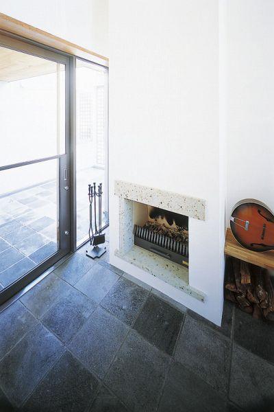 暖炉 注文住宅・自由設計・建築家 アーキッシュギャラリー(東京・名古屋・大阪)