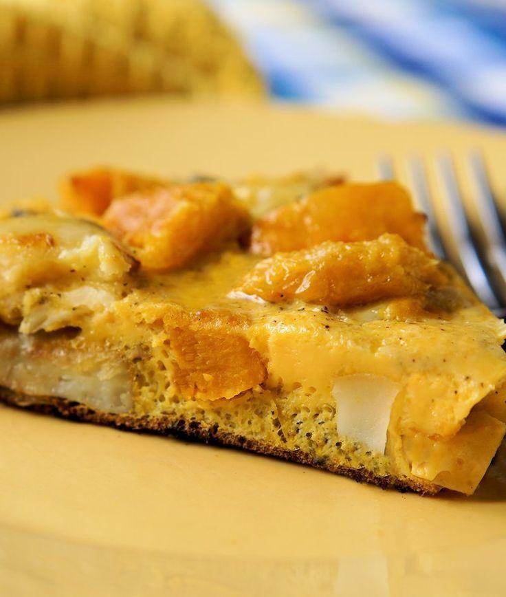 Roasted Squash and Potato Frittata. http://www.cautiousvegetarian.ca/recipe/roasted-squash-potato-frittata/