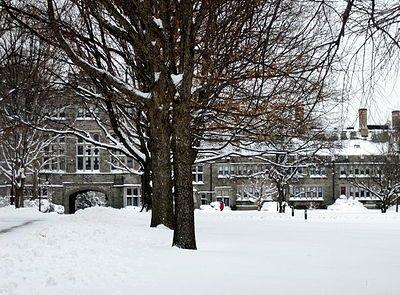 Bryn Mawr College's Pembroke Hall