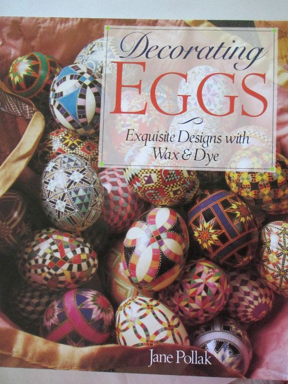 Ukrainian Easter Egg Design Books