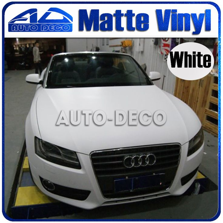 ==> [Free Shipping] Buy Best 30m/roll High Quality matte vinyl car wrap film foil 17colors option white/red/blue/black FedEx Free Shipping Online with LOWEST Price | 32299516698