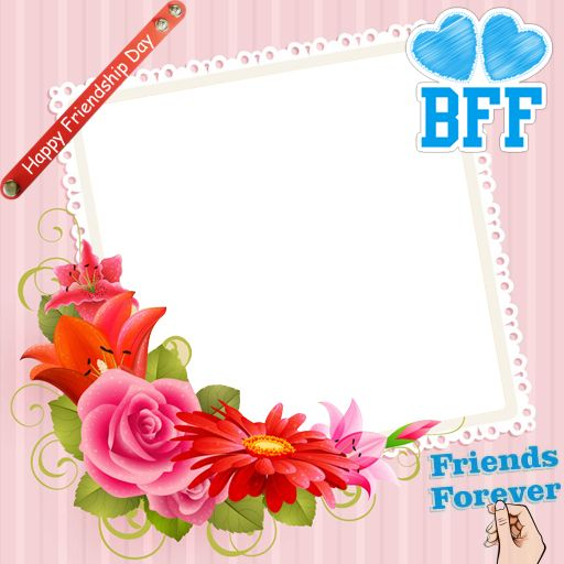 Friendshipday frames,Friendshipday Photo, Pic Grid Send friendship band, bukey, teddy bears, chocolates, accessories and much more gifts to your friends on this friendship day. Do you have any idea of sending friendship day gifts to your friends who stay far from you? Download this free Android app to have an amazing experience of sending gifts via Smartphone.