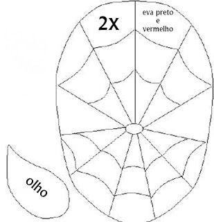Eu Amo Artesanato: Lembrancinhas em eva porta bombom dos vingadores e homem aranha com molde, capinha para celular
