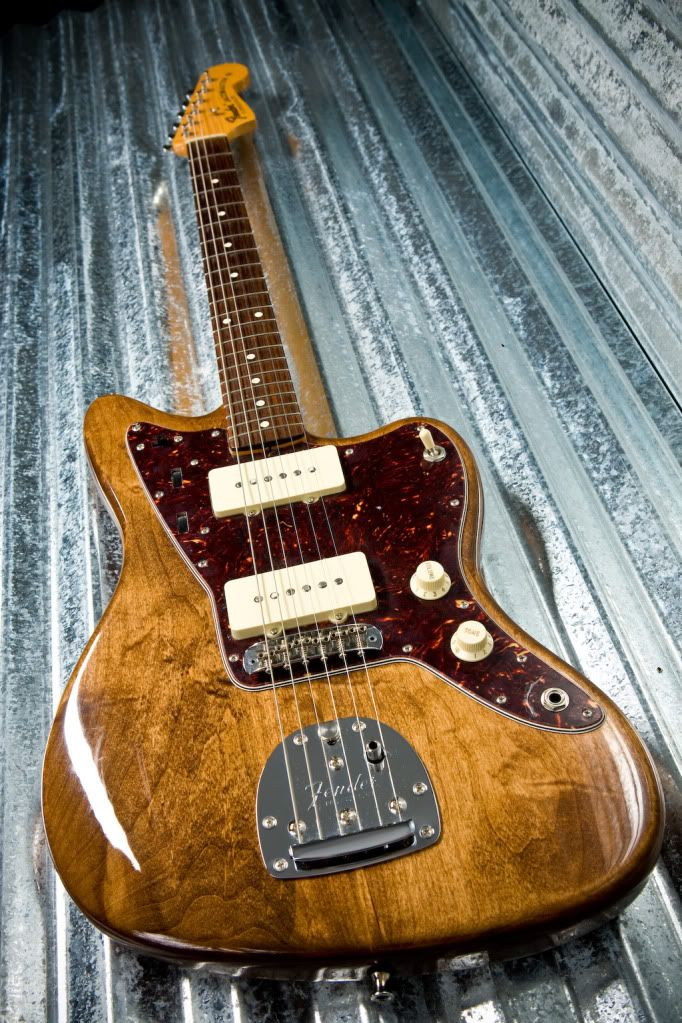What a finish. Custom Jazzmaster