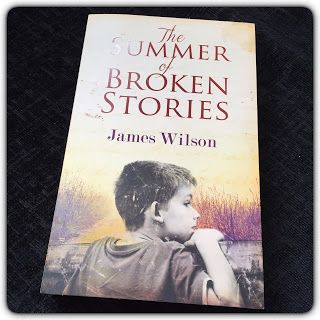 Mama Mummy Mum: The Summer of Broken Stories Book Review and Giveaway