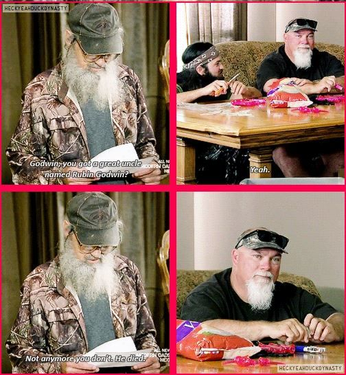 The Stainback Organization: 1000+ Images About !Duck Dynasty! On Pinterest