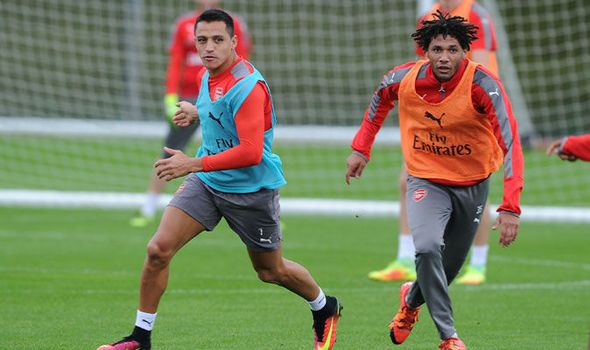 Arsenal news: Alexis Sanchez HUMILIATED by Mohamed Elneny is comical Twitter post    via Arsenal FC - Latest news gossip and videos http://ift.tt/2CpTQSv  Arsenal FC - Latest news gossip and videos IFTTT