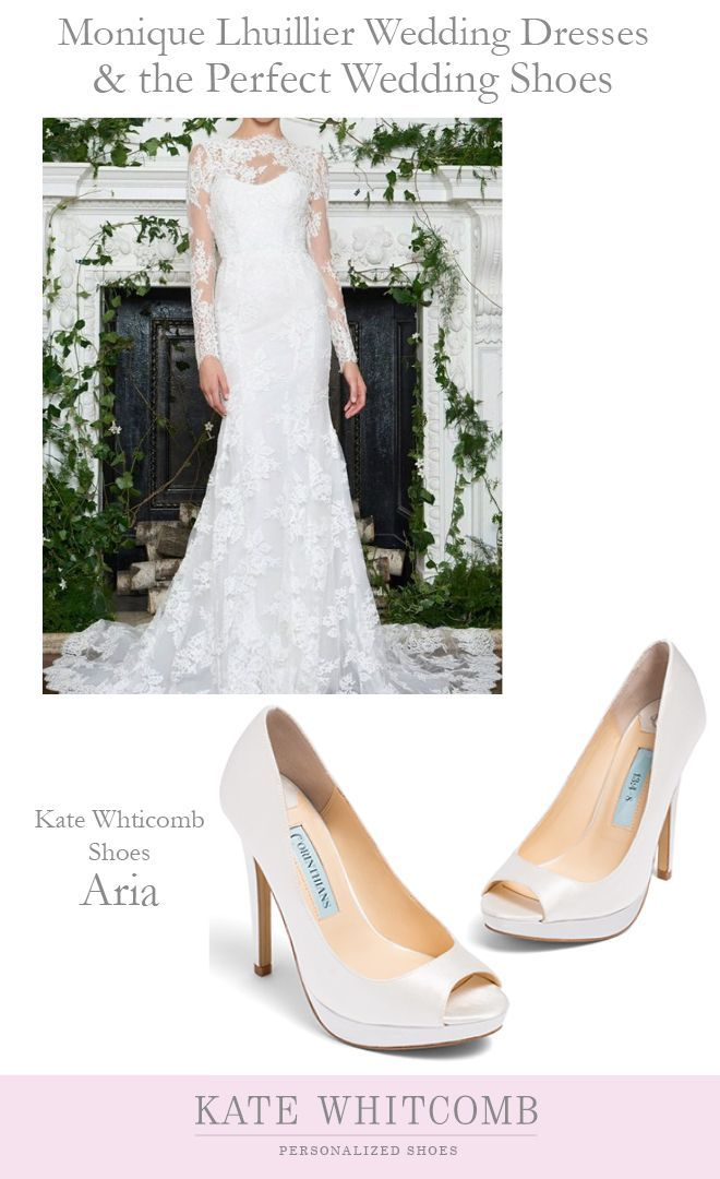 16acdb3f33ec20 Pin by My Wedding Collections on Bridal Shoes Gallery in 2018 ...