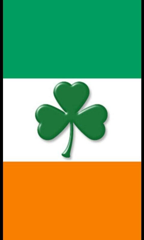 Irish Flag Colours | All things Irish~ | Pinterest
