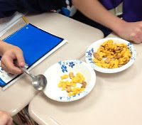 """Ratios and Proportions...and Goldfish!"" This blog post is about a great hands-on activity to help students understand a real-life application of ratios and proportions."