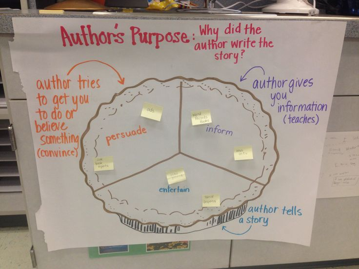 authors purpose essays Essay rubric directions: your essay will be graded based on this rubric voice the author's purpose of writing is very clear, and there is strong.