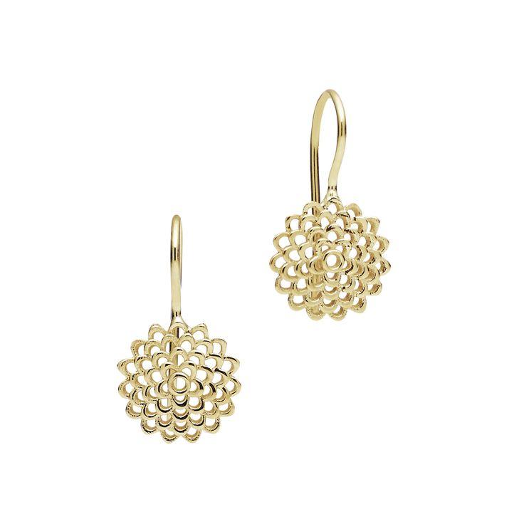 Jan Logan 9ct Gaudi Earrings