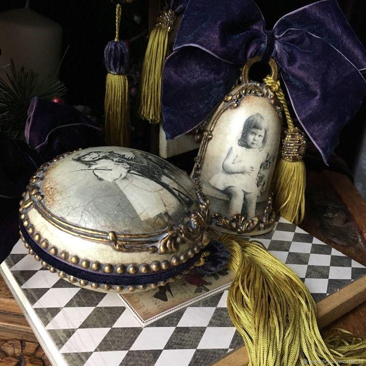 Купить «Антикварные игрушки. Девочка с лошадкой» Интерьерный Медальон - Новый Год, винтаж, подарок, медальон