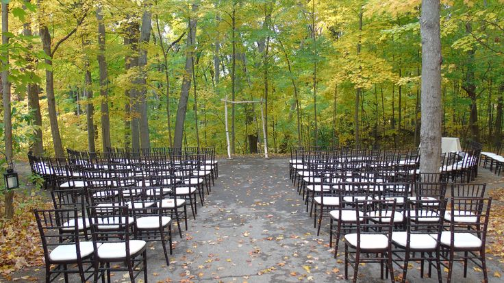 Festive Fall Ceremony at the Cathedral of Trees | October 17, 2015