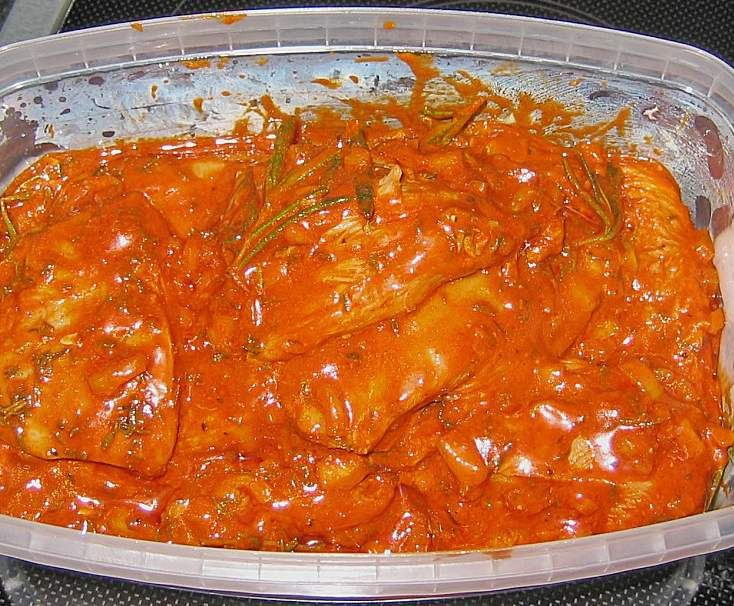 Rezept Grill-Marinade von Sylvia Rist - Rezept der Kategorie Grundrezepte    super gut