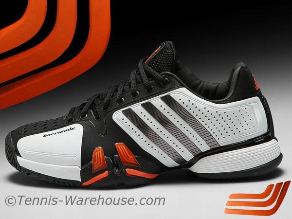 Living up to the Barricade's reputation, see what the TW playesters had to  say about the adidas Barricade Men's Shoe.
