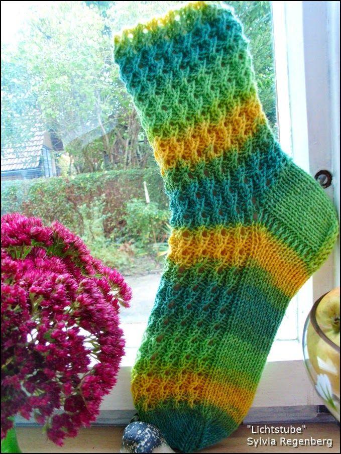 Tuovi's autumn socks