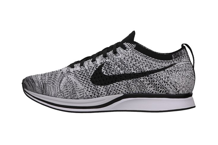 Image of Nike 2014 Summer Flyknit Racer White/Black-Volt