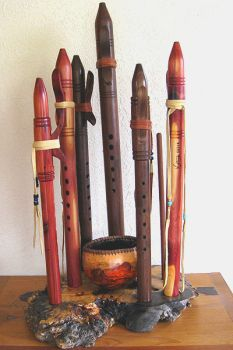 Nighteagle Flute Company - Heirloom Quality Native American Indian style Flutes - Flute Accessories