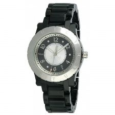 Juicy Couture Ladies' Plastic HRH Watch 1900845