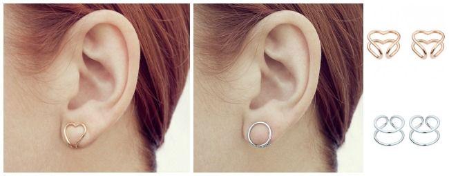 squeeze on #earrings