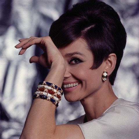 Audrey Hepburn, 1965 This is an amazing picture of her