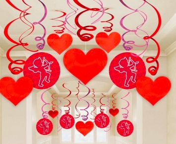 Decoracion Para San Valentin, Corazon