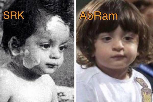 AbRam Khan: SRK's son is a star already