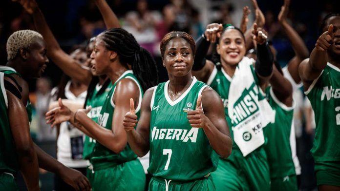 Nigeria Women S Basketball Team D Tigress Qualifies For Quarter Final Stage Of Women S Basketball World Cup Basketball Teams World Cup Nigeria