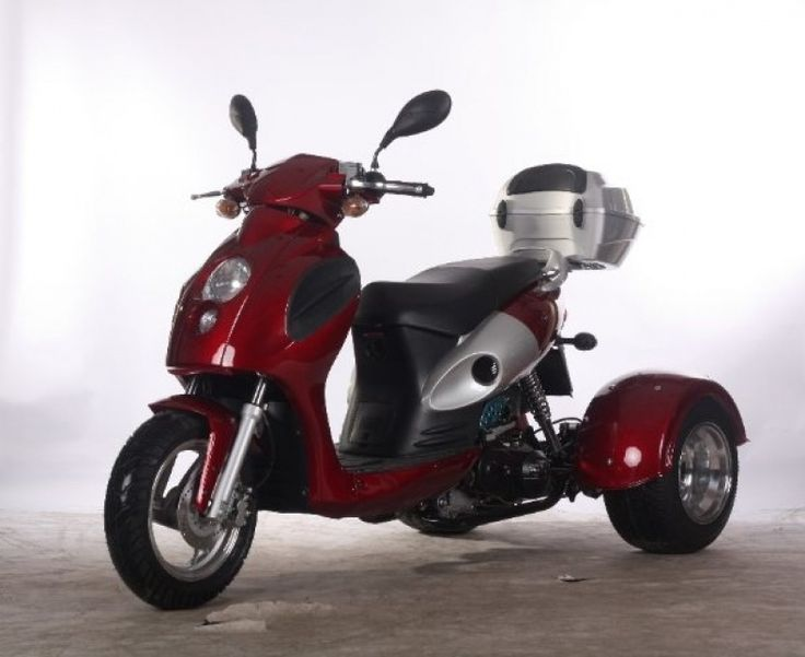 3 Wheels Motorcycle For Sale