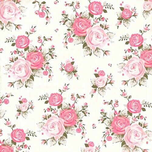 Cream floral ~ wallpaper/background/lock screen