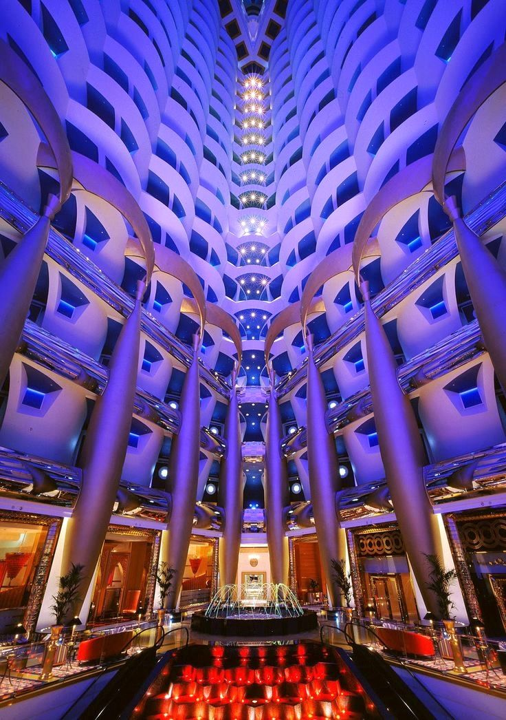 Dubai architecture, Burj al arab, Dubai city