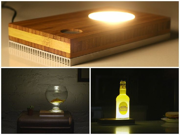 Baselamp   Make Your Own DIY LED Desk Lamp