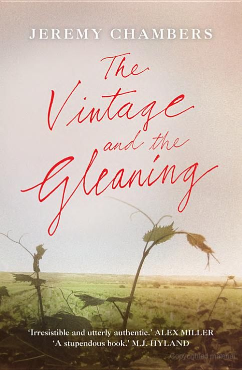The Vintage and the Gleaning by Jeremy Chambers.  Paired with Maria Takolander in RAF v.6 no.2: http://reviewofaustralianfiction.com/issues/volume-6-issue-2/  What a team!