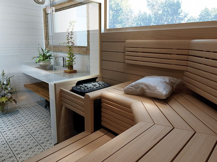 9 best Les saunas sur-mesure images on Pinterest | Saunas, Steam ...