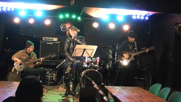 "Savin' Grace「Down the river」 2018.2.25 - Live at ""「奈良市・オーシャン・ブールバード」"""