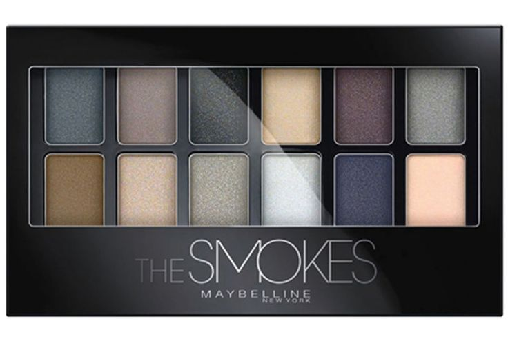 I can't get over how easily these shades are to blend. I feel like a beauty expert using these!! Maybelline The Smokes Eyeshadow Palette, $13.99 http://rstyle.me/n/u5pdeqm6n