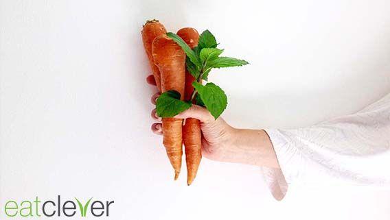 #Karotten können den natürlichen Sonnenschutz der Haut erhöhen. #foodfact #cleverfood