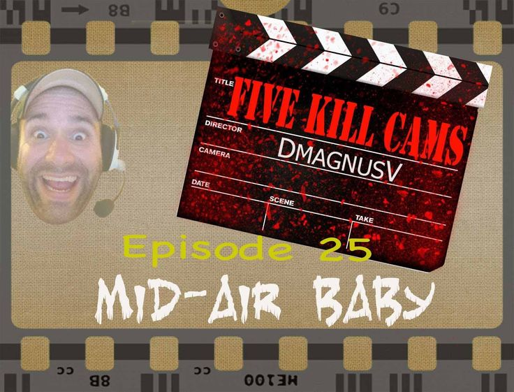 Five Kill Cams - Call of Duty Black Ops 2 - Episode 25 - Mid-Air Baby