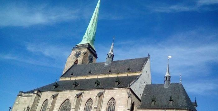 Katedrála svatého Bartoloměje (původně kostel svatého Bartoloměje) je gotický trojlodní chrám stojící na náměstí Republiky v Plzni. Byl založen pravděpodobně společně s městem kolem roku 1295. Vznikem Plzeňské diecéze v roce 1993 se z farního kostela stala katedrála. V roce 1995 byla zařazena mezi národní kulturní památky.