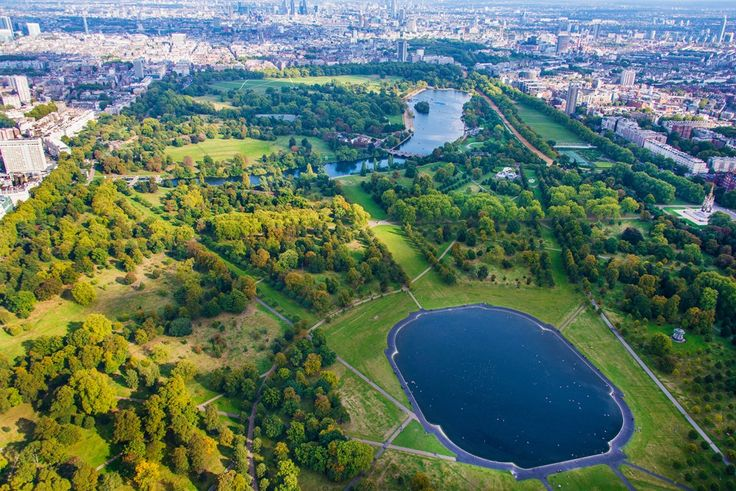 Hyde Park, London | Au Parc | Hyde park london, London, Grey